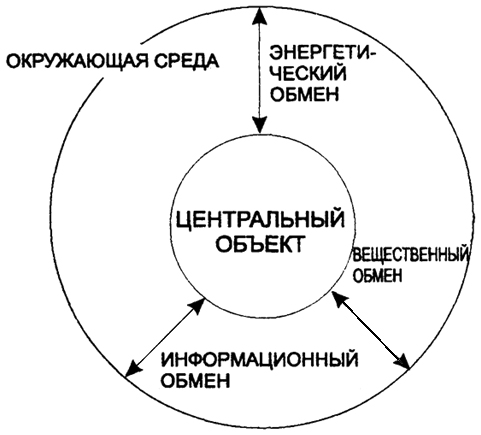 схема цепи питания характерная